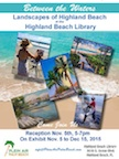 Highland Beach Library Exhibit: 
