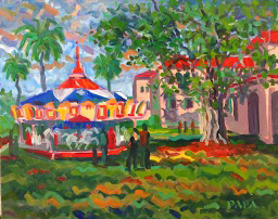 Carousel at Delray