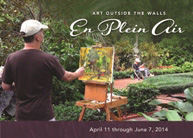 Art Outside the Walls: en Plein Air Exhibit at Cutural Council