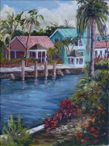 Canal at Delray